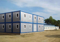 BV Certified 20ft Container House For Site Office Building