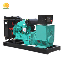 AC three phase output type Powered by Cummins120kw 150kva diesel generating set