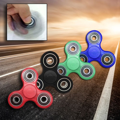 608 ceramic bearing ABS hand spinner fidget toy for kid free sample