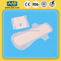 Promote new product 330mm recycled paper wholesale sanitary napkins