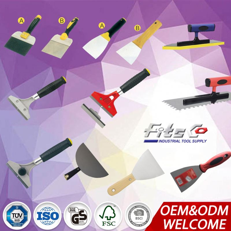 Polished Trowel Forged Bricklayer Trowel For Sale
