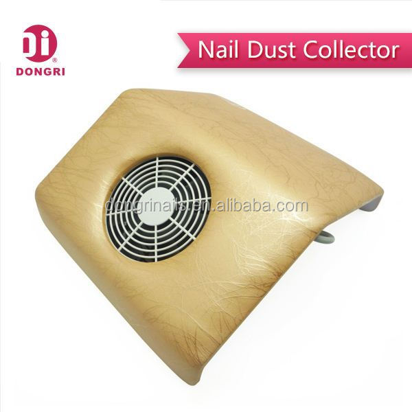 Low Noice professional nail dust collector &vacuum cleaner 23w