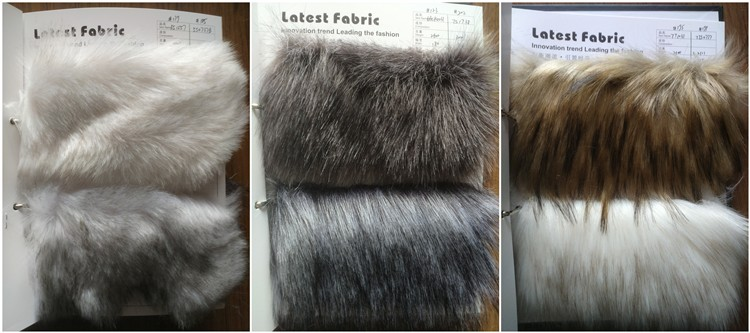STABILE 4B0766 long hair luxury top quality garment faux fur fabric