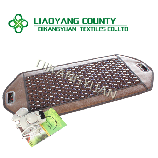 Raw Tourmaline Heating Stone Mattress FCC