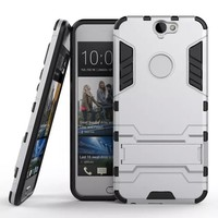 BRG Ultra Slim armor hard hybrid shockproof tpu pc case for HTC A9