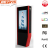 "49"" 55"" Floor stand Network Nano touch film Outdoor Touch Screen Kiosk with X86 solution"