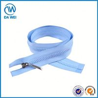 Professional New Design Waterproof plastic zipper lanyard