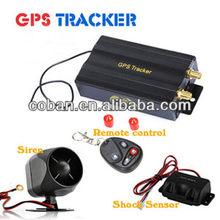 OEM Car GPS Navigation Tracker Easy Install Smart Micro GPS Transmitter Tracker with GSM/GPRS