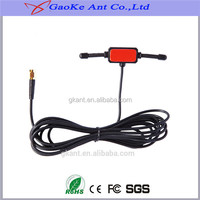 long range wifi rubber 2.4G adhesive antenna booster for car,wifi antenna indoor for cell phone