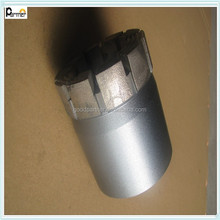 awesome hot!!! Surface set diamond core drill bit,impregnated diamond core bit,NQ reaming shell