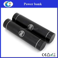 External 2800 mAh Power Bank USB Cylinder Charger For iPhone HTC