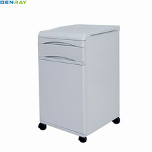 BR-BC05 Cheap ABS Plastic Bedside Cabinet Hospital Cabinet Patient Storage Cabinet Price