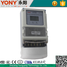 Transformer 220 to 380 Three-phase Four wire Electricity Prepaid Digital Electricity Meter