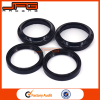 43MM Front WP Shock Absorber Fork Dust Oil Seal For KTM SX MXC EXC SGP-GS200 00-02 Motocycle Dirt Bike Parts