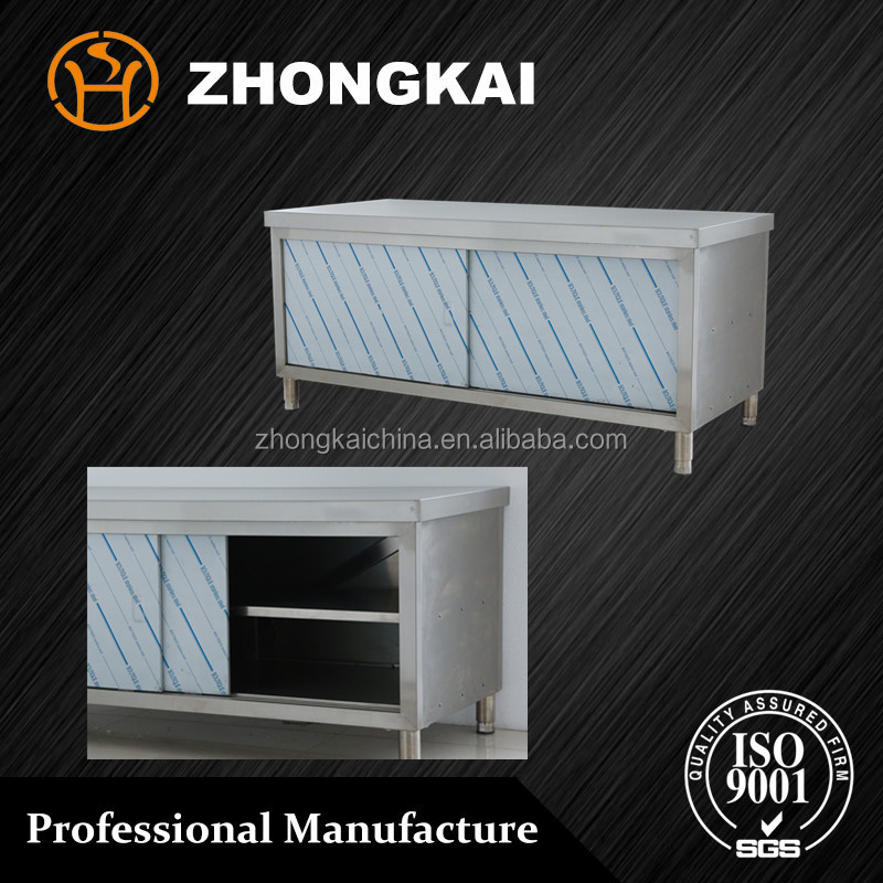 Heavy Duty Disassemble Stainless Steel Outdoor Kitchen Cabinets