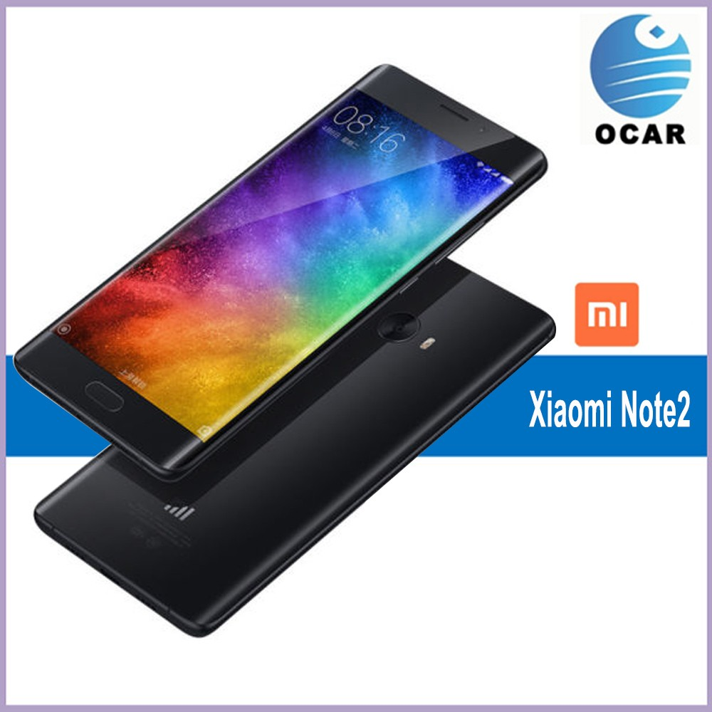 5.7 inch screen Xiaomi Note 2 LTE 4G 821 Quad Core Dual SIM Card Mobile Phone