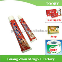 TOOBY Brand free sample cheaper price dentiste toothpaste