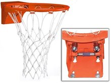 manufacturer basketball ring basketball stand with breakaway rim