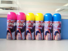 Popular wholesale festival items custom event party string spray