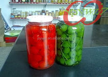 canned cherry in syrup supplier