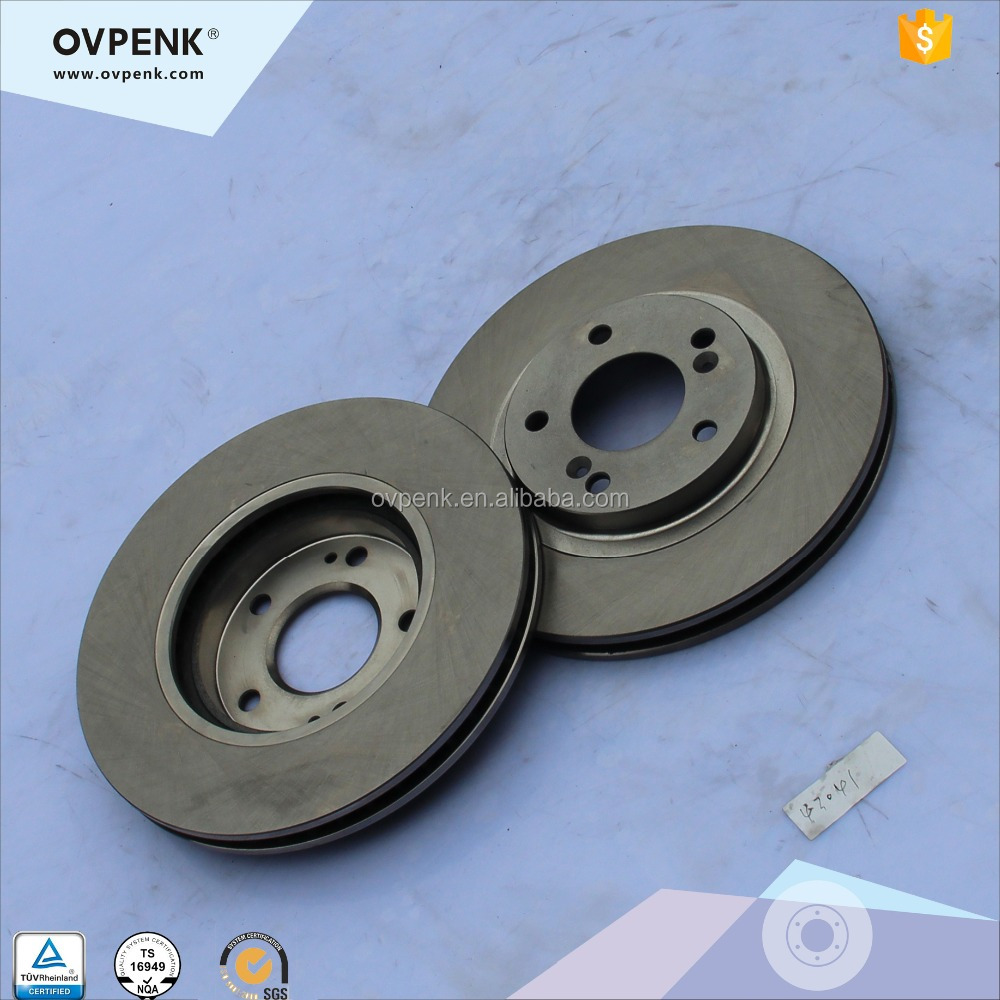 Manufacturer Front Brake Disc For Mitsubishi Dongnan Galant/ECLIPSE 06-09Year Chassis Parts