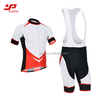 Custom made cycling jersey sublimated mens bike clothing