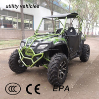 2015 popular china manufacture gas/diesel street legal utility vehicles