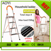 AY Sell fast portable stainless steel ladder cable tie for EN131 approved