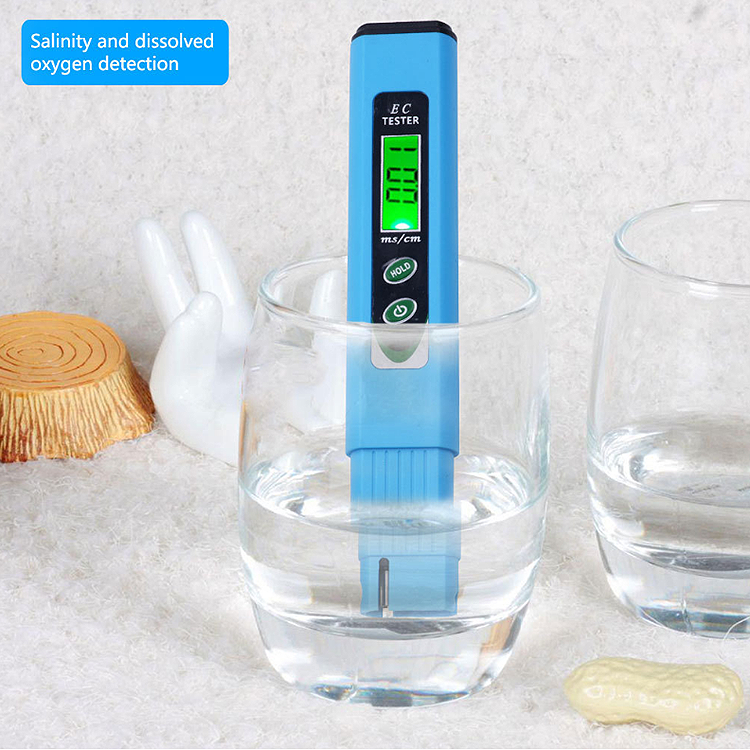 New Digital EC meter Tester EC-963 TDS Tester pen Conductivity Water Quality Measurement Tool with ATC