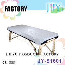 Disposable nonwoven Medical bed sheet for spa beauty hotel hpspital