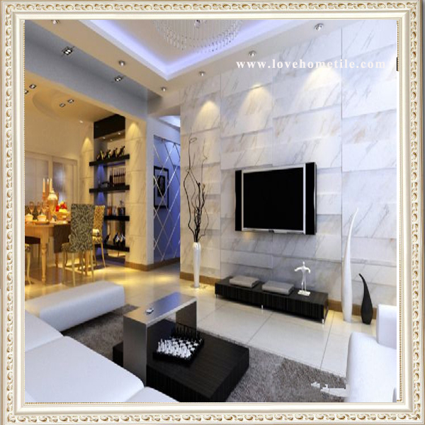 Alibaba Best Wholesale Cheap volakas white marble price, white marble living room wall tile