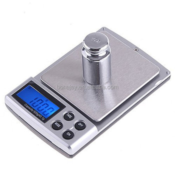 High Precision digital scale 500g 0.01Pocket Scale Balance Jewelry Weighing Scale