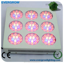 Greenhouse use hydroponics 300W led grow lamp/led light panel increase yield of plant