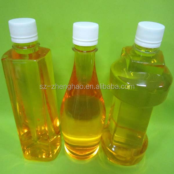 Different Shape Hotsale PET Clear Soda Plastic Bottle