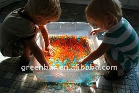 Eco friendly jelly balls--safe toys to Children