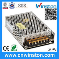 D-50A 50W 12V 2A top grade stylish variable 12v power supply