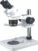 2X-4X zoom stereo binocular microscope/optical lens/lab instrument