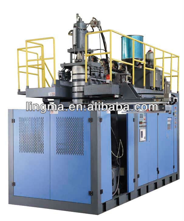 25liter HDPE blowing molding machine
