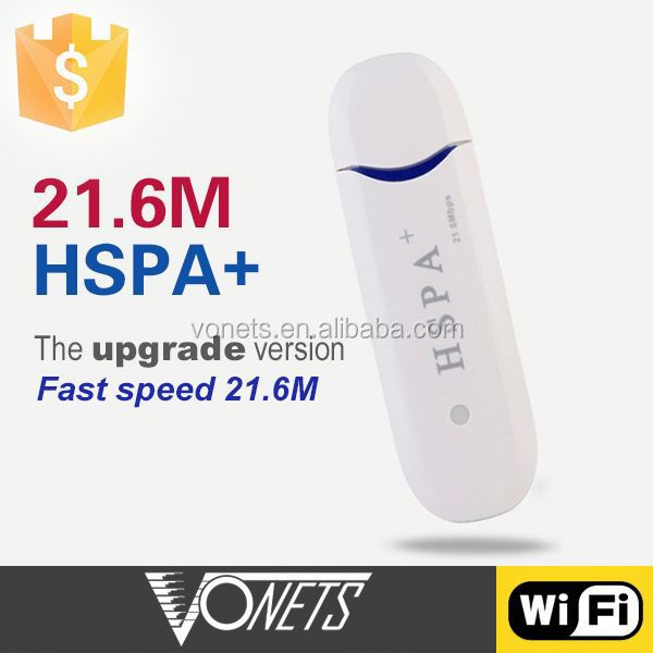 Download 21.6mbps 3g HSPA 3g wireless modem with sim/sd card slot
