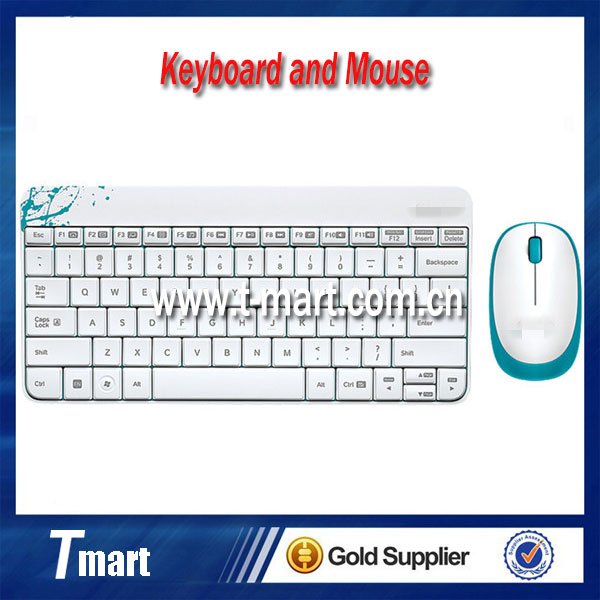 Wholesale 100% working computer parts for Logitech MK240 wireless keyboard and mouse stock and new