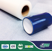 Transparent Plastic Acrylic adhesive type N15 surface protection PE Protective Film