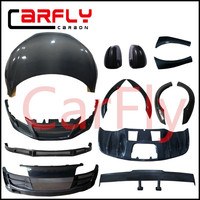 Car Accessories PPI Body Kit R8 Front Bumper Auto Body Parts