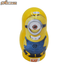Cheap children's gift cartoon wholesale tin can boxes metal containers