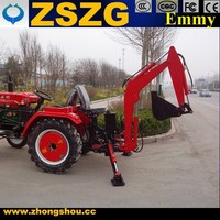backhoe loader for tractor, 3 point hitch Backhoe Attachment for tractors