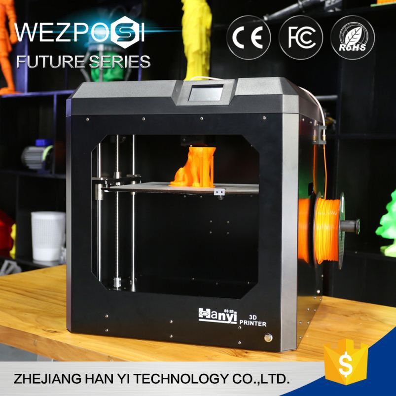 Top supplier with price list professional efficient printing three d printer for sale
