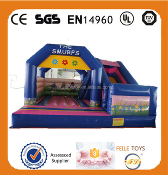 PVC 0.55mm,inflatable jumping bounce house w,kids inflatable bouncer castle for sale