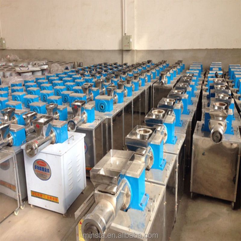Italian automatic pasta making machine/price industrial electric noodle making machine