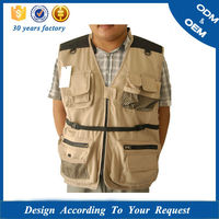 photo mens vest fishing outdoor sports fishing vest