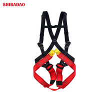 2019 Hot Selling Polyester Climbing <strong>Safety</strong> Belt Kid Full Body <strong>Safety</strong> Harness