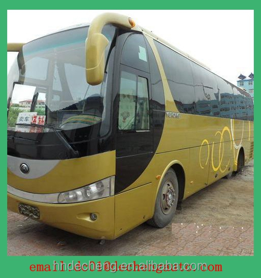 second-hand bus for sale used yutong bus